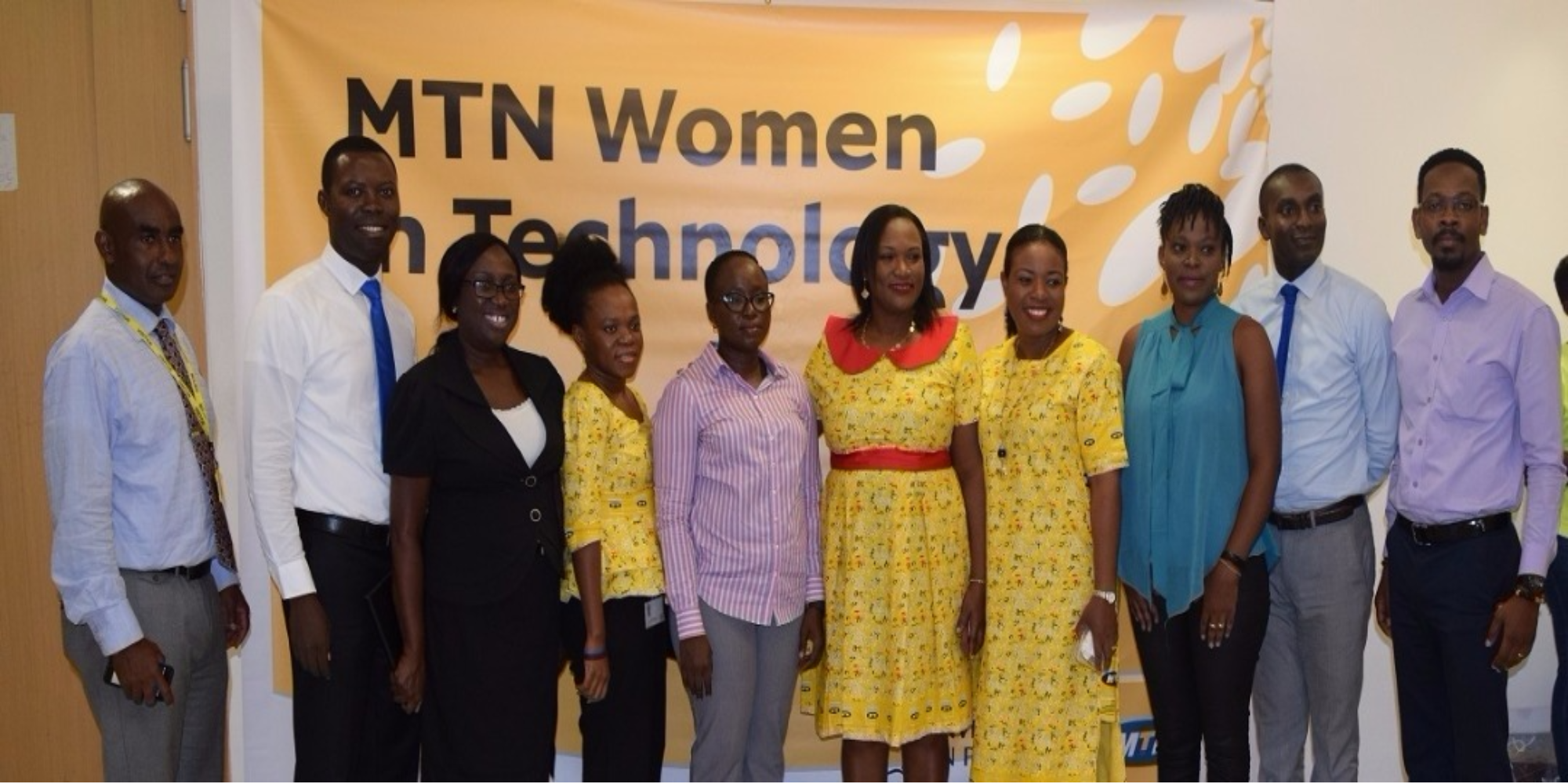 MTN Ghana & IIPGH Celebrates International Women's Day