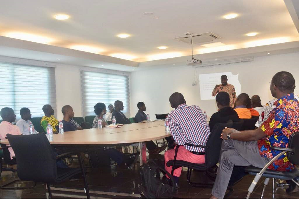 IIPGH Holds Workshop on Media Interviews for Members