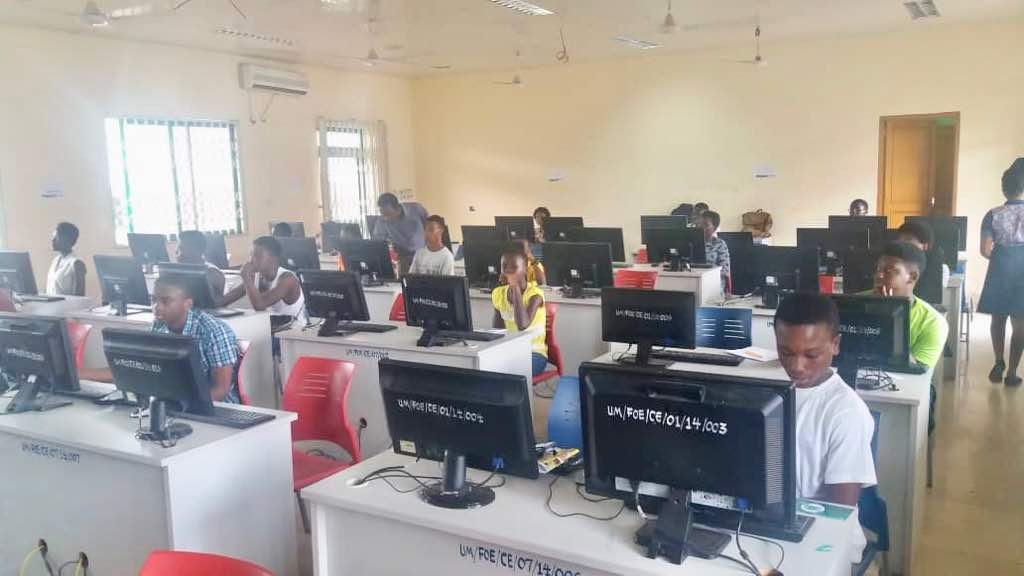 IIPGH & UMaT collaborate to Start Coding in Tarkwa