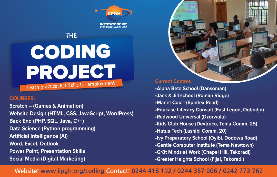 The Coding Project 2019