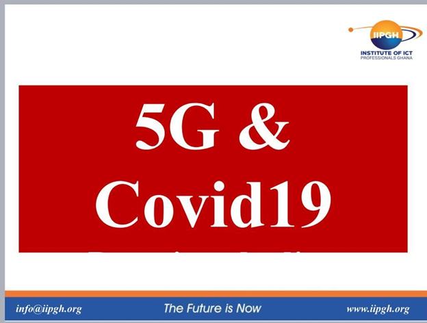 Statement on Coronavirus and the link to 5G technology