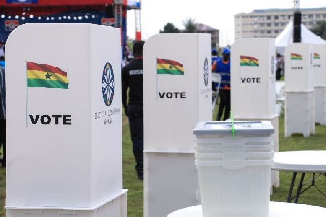Ghana Voters ID card Vulnerability