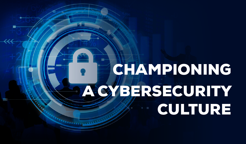 The CIO Diaries: Championing a Cybersecurity Culture