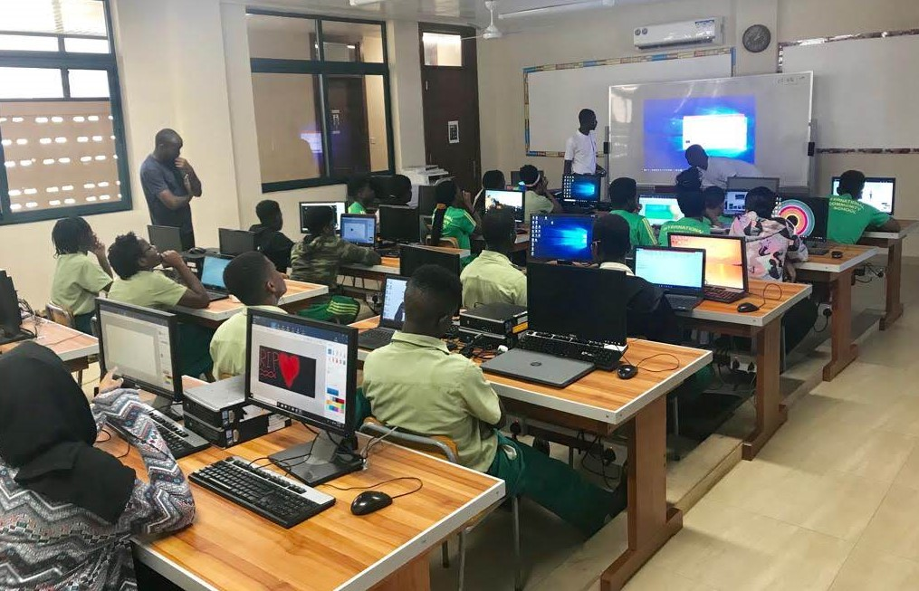 Institute of ICT Professionals Ghana (IIPGH) and Code for Afrika e.V., Germany, collaborate to promote coding among Ghanaian kids