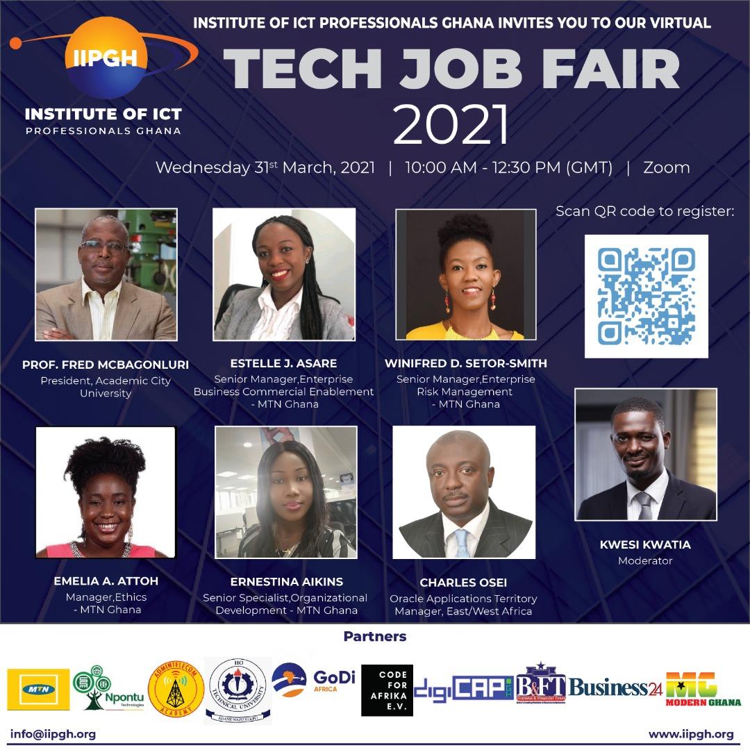 Tech Job Fair 2021