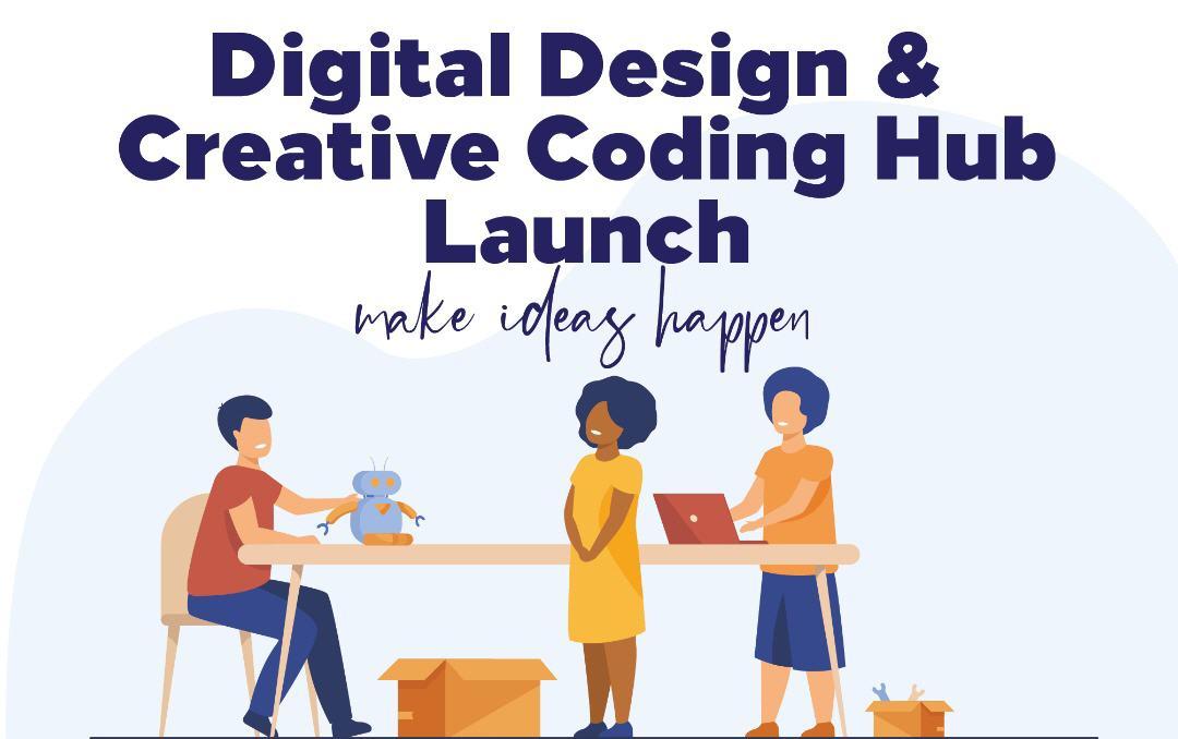 Digital design and creative coding hub in Ghana – 3